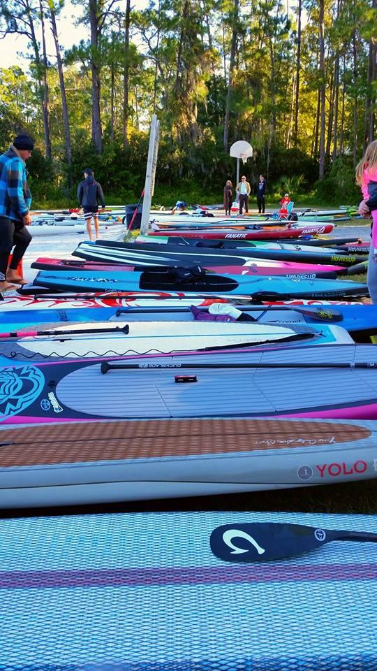 So many boards!